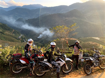 Off-road Vietnam Enduro Tour in Northern provinces- 4 Days