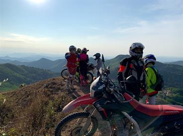 Northwest Vietnam Enduro Tour in 8 days