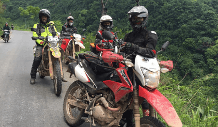 Off-road Ha Giang Motorbike Tour Through Dong Van and Du Gia - 4 days