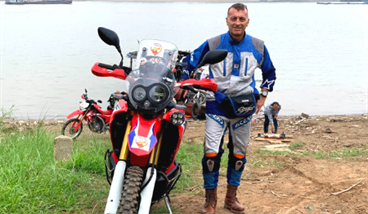 Dirt Bike Tour Around Hanoi - 1 day