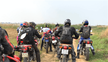 Hanoi Dirt Bike Tour To Duong Lam Ancient Village - 1 Day