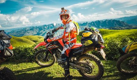 DISCOVERING NGOC CHIEN, TA XUA, MU CANG CHAI - AMAZING VIETNAM MOTORCYCLE TRIP