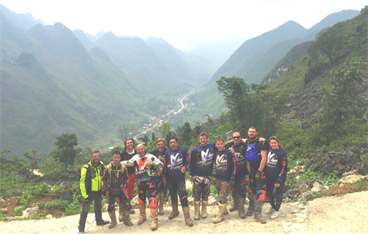 Off-road Vietnam Camping Enduro tour from Hanoi to Ta Xua - 4 days