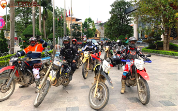 Indochina Vietnam Laos Crossing Borders Dirt Bike 14 days Tour