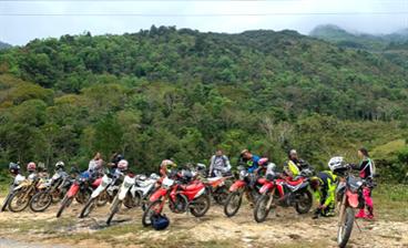 Southern Enduro Vietnam Motorbike Tours 13 days Sai Gon to Da Lat - Nha Trang