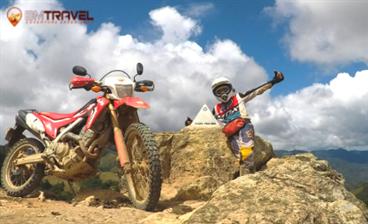 Southern Enduro Vietnam Motorbike Tours 7 days Sai Gon to Da Lat