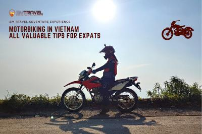Motorbiking in Vietnam - All Valuable Tips For Expats Before Setting Off